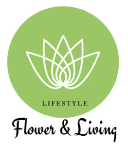 Flower and Living in Magdeburg - Logo Original